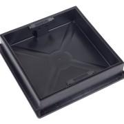 300x300mm c/o x 80mm Recessed Plastic C&F