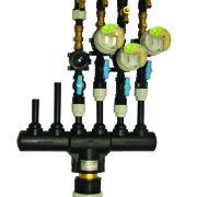 Multimeter manifold