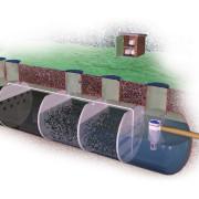 Polylok Sewage Treatment PLant