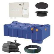 Rainwater Harvesting House & Garden System