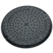 450mm diameter polypropylene Cover & Frame 35kN