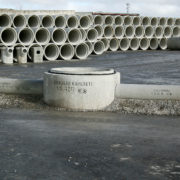 Concrete Pipe Connection to Chamber