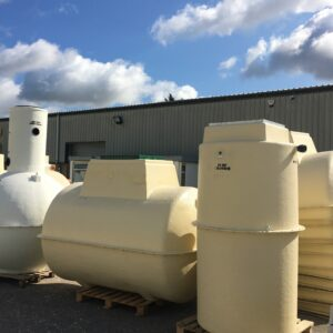 Above & Below Ground Tanks